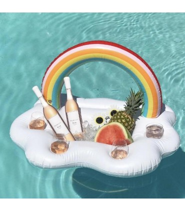 Rainbow Bar Float