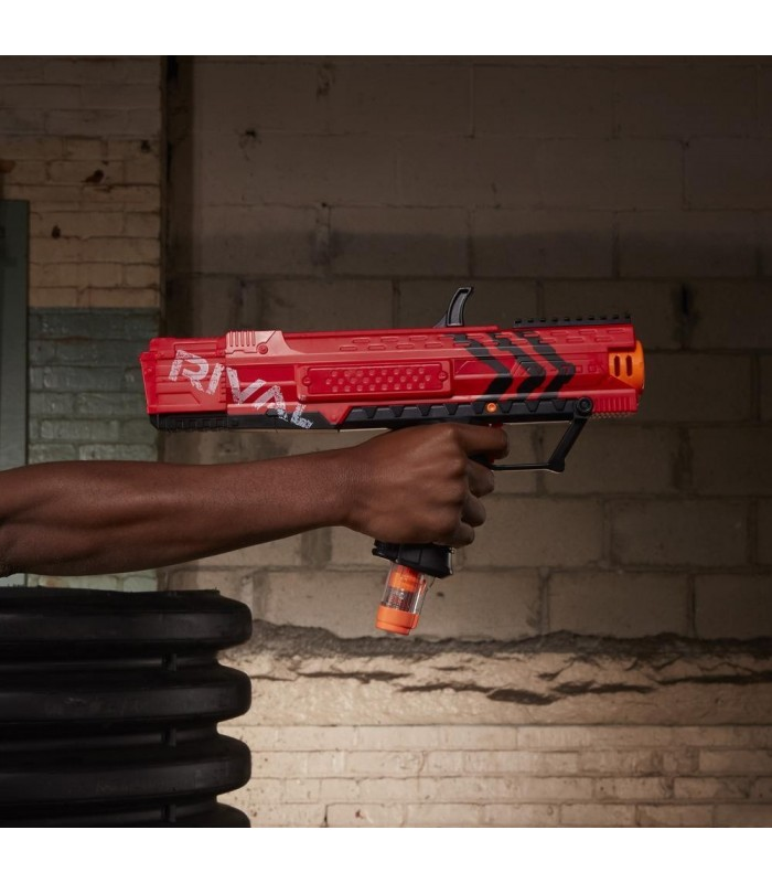 Nerf Rival Apollo XV-700 Red and Face Mask
