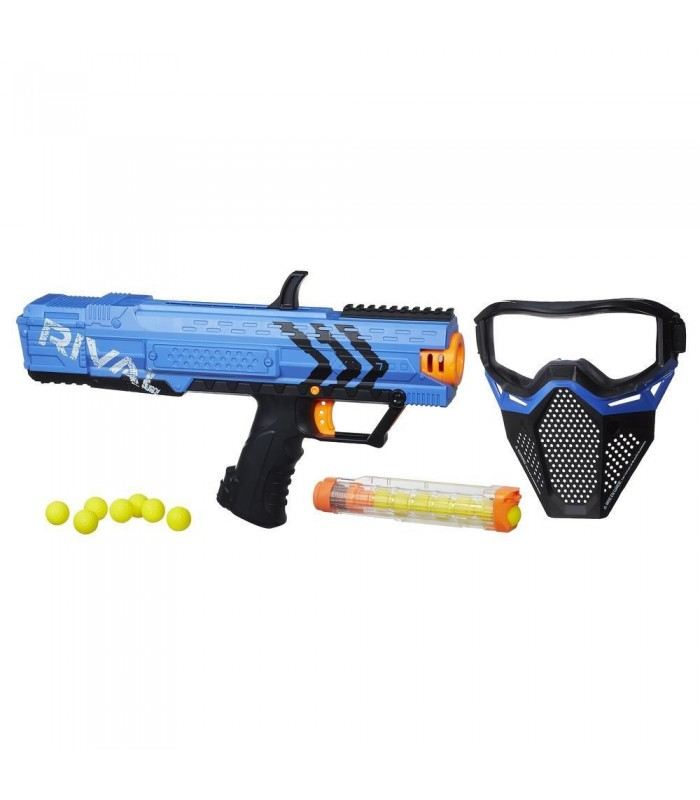 Nerf Rival Apollo XV-700 Blue and Face Mask