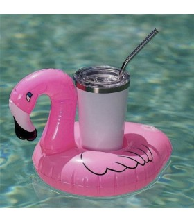 Flamingo drink float