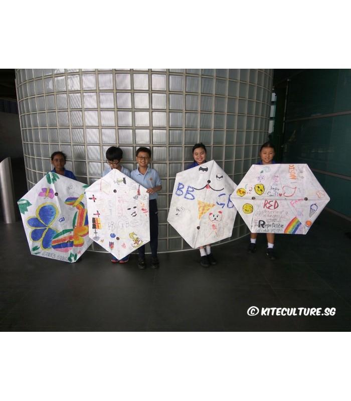 Rokkaku Kite Making Workshop