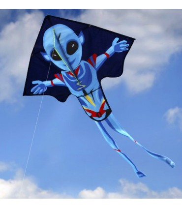 Alien Easy Flyer Kite