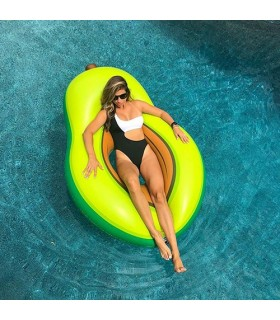 Avocado Pool Float (Rental Only)