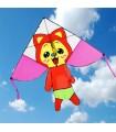 Red fox kite