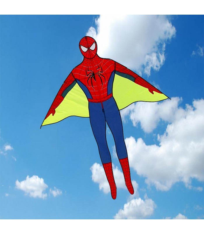 Spiderman Delta Kite