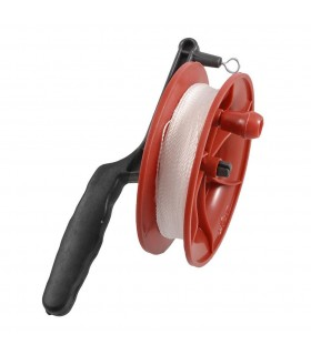 Red Reel 17cm with 100m Line
