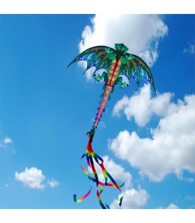 Green Dragon Kite