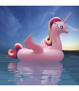Giant Pink Pony Float
