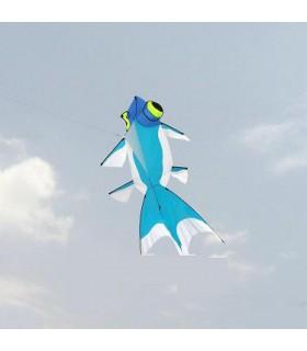 Goldfish Kite Blue