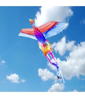 Rainbow Phoenix Kite