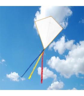 DIY Draw-it-yourself Diamond Kite