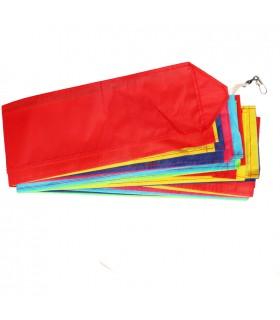 10m Tail Multi Colour